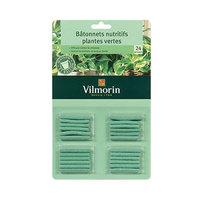 Vilmorin Engrais Batonnets Plantes Vertes X24