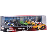 Majorette Mercedes Amg 5Pcs Set - Assorted