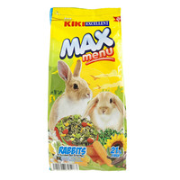 Kiki Excellent Max Menu Rabbits Food 1Kg