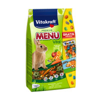 Vitakraft Premium Menu Vital Rabbit Food 1kg