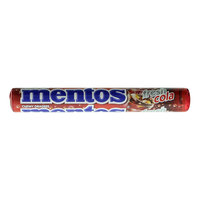 Mentos Fresh Cola Chewy Dragees 38g