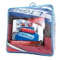 Cars Comforter 4pc Set