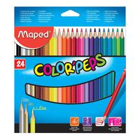 Maped Coloring Pencils 24Pcs