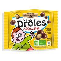 Les Droles Peanut Balls 60g