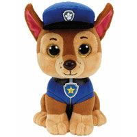 TY Beanie Boos Chase Paw Patrol Regular Plush