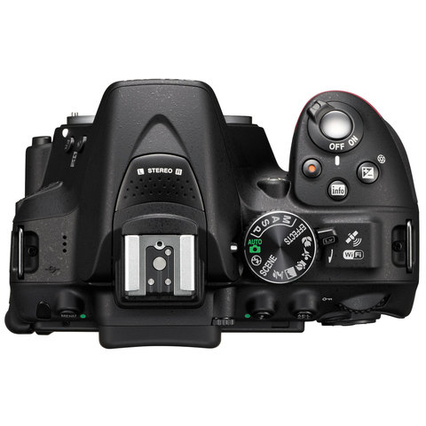 Nikon-SLR-Camera-D5300-+-Lens-AF-P18-55MM-VR-Kit-