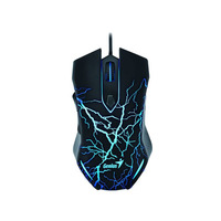 Genius Gaming Mouse X-G300 Black