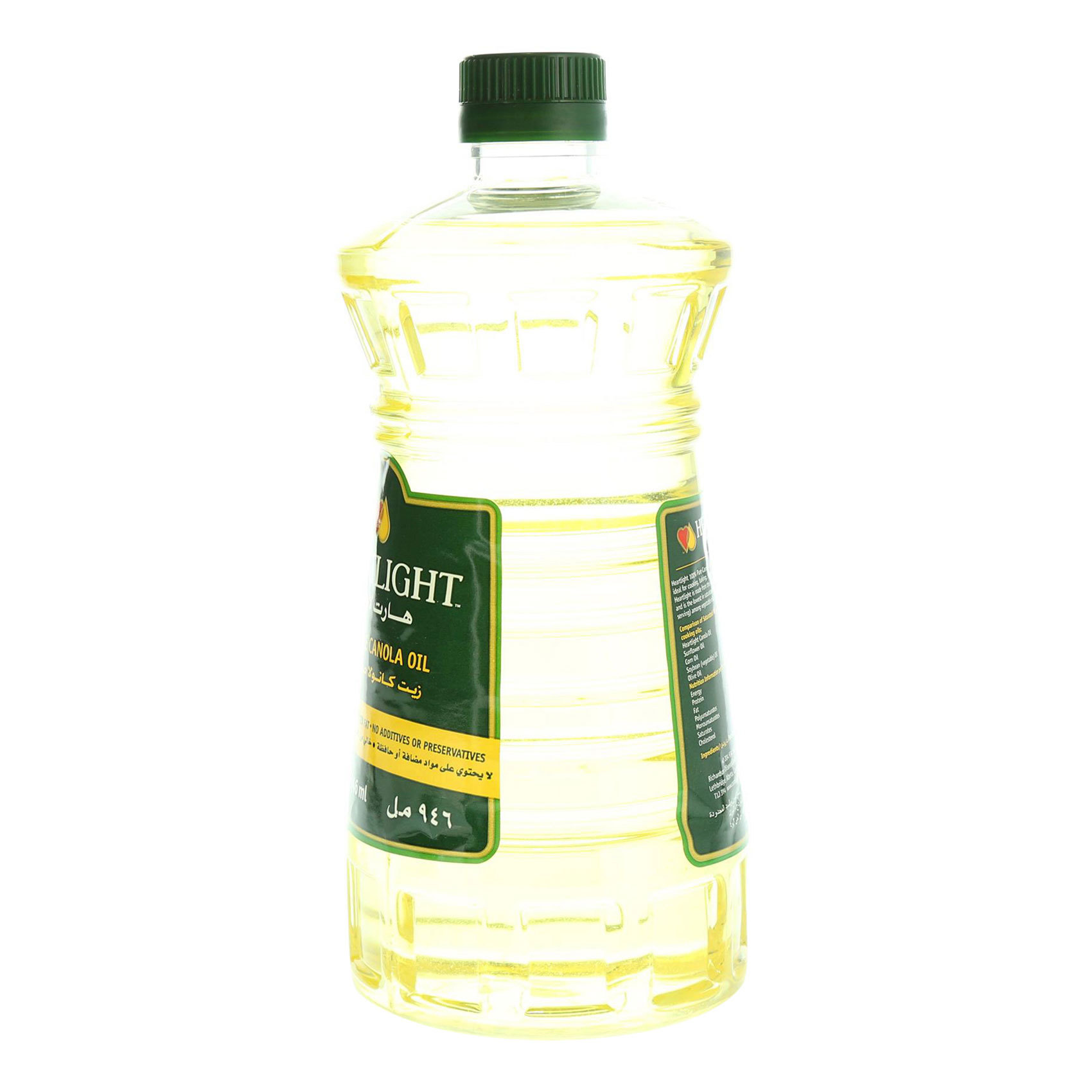 HEARTLIGHT CANOLA OIL 946ML