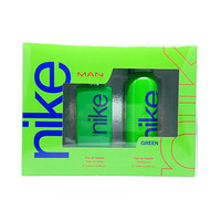 Nike Deodorant Green For Men + Eau De Toilette 100ML