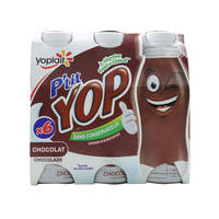 Yoplait  P'Tit Yop Drink Yogurt Chocolate 180g x6