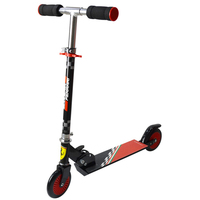 Ferrari Kids 2Wheel Scooter Fxk30 -Black