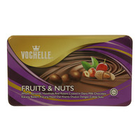 Vochelle Chocolate Fruit & Nuts 205g