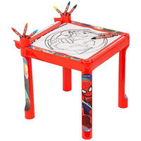 Sambro Ultimate Spiderman Colouring Table - 5 Metre Roll