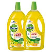 Dettol Disinfectant Multi -Action Lemon Cleaner 1.8l x2