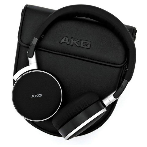 AKG-Noise-Cancelling-Headphone-K495NC-Black