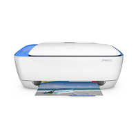 HP 3632 3 In 1 Multi-function Inkjet Wifi Printer-Colored