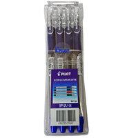 Pilot Super Grip Ballpoint 4 Pens