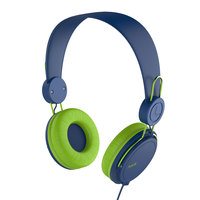 Havit Headset Wired HV2198D Blue Green