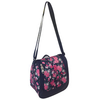 Janboots Pink Roses Lunch Bag