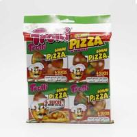 ترولي حلاوة جيلي بيتزا 22 جرام 4 حبة