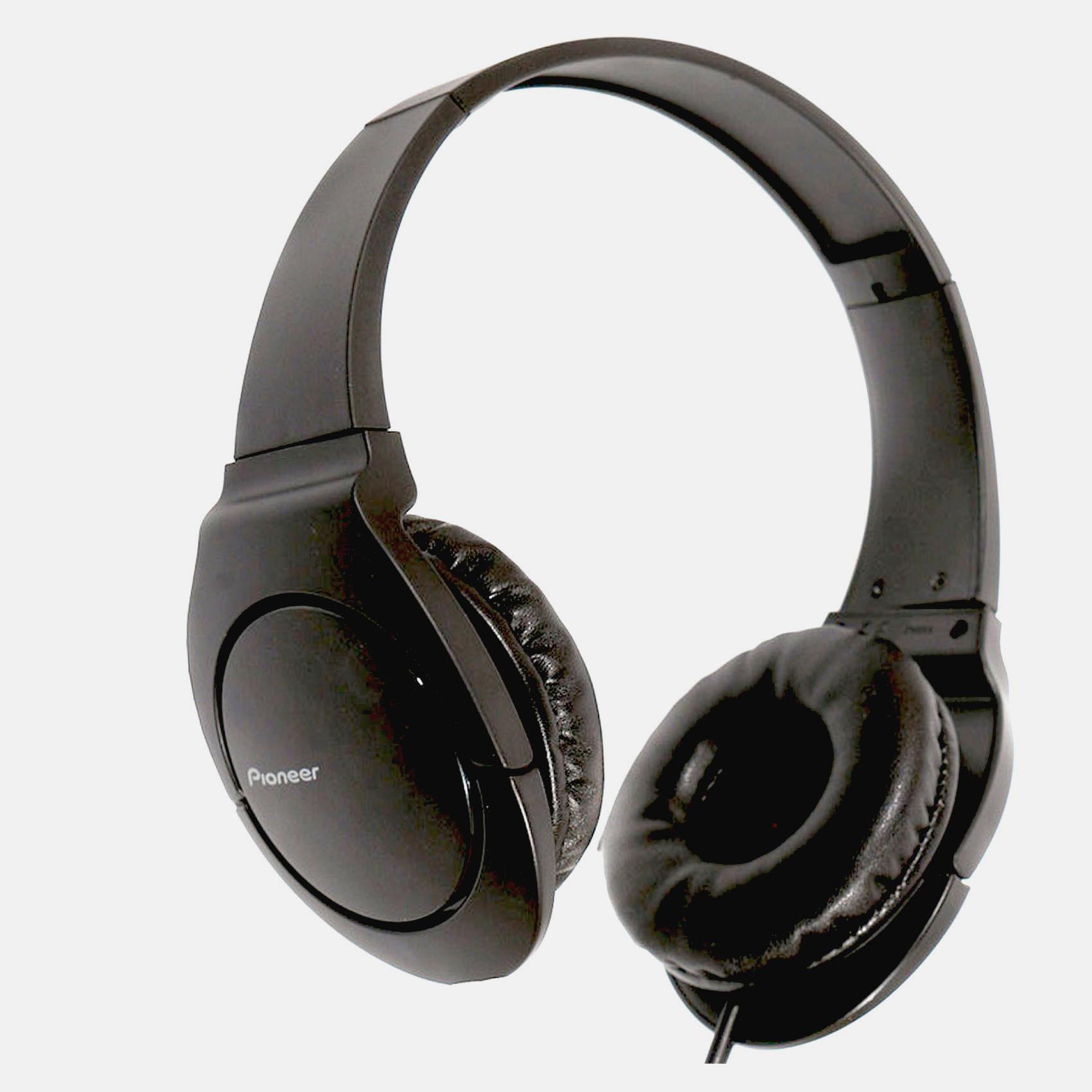 PIONEER HEADPH SE-MJ721-K BK