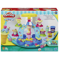 Play-Doh Kitchen Creations Swirl 'n Scoop Ice Cream