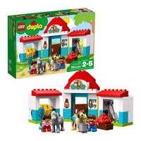 Lego Duplo Town Farm Pony Stable