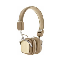 Remax Bluetooth Headphones RB200HB Beige
