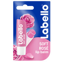 Nivea Labello Lip Care Soft Rosé Stick 4.8g