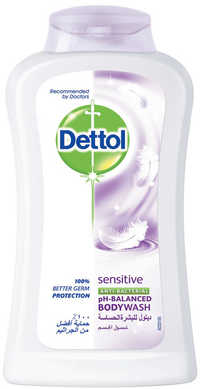 Dettol AntiBacterial Sensitive Body Wash 500ml