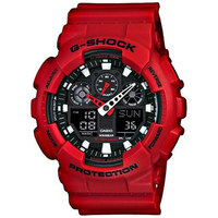 Casio G-Shock Men's Digital Watch GA-100B-4A