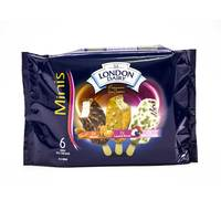 London Dairy Almond Biscuit Berry 6x60 ml