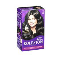 Koleston Natural Hair KIT Color Black 2/0 60ML