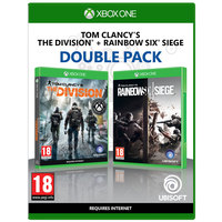 Microsoft Xbox One Tom Clancy's Rainbow Six Siege + The Division Bundle