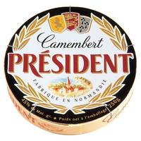 President Camembert Cheese 250 g