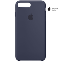Apple Case iPhone 7Plus Silicon Blue
