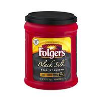 Folgers Perc Black Silk 10.3 OZ