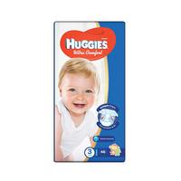 Huggies  Comfort Diapers Jumbo Size 3 +Small Size 3 Free
