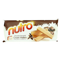 Nutro Chocolate flavored Cream Wafers 150g