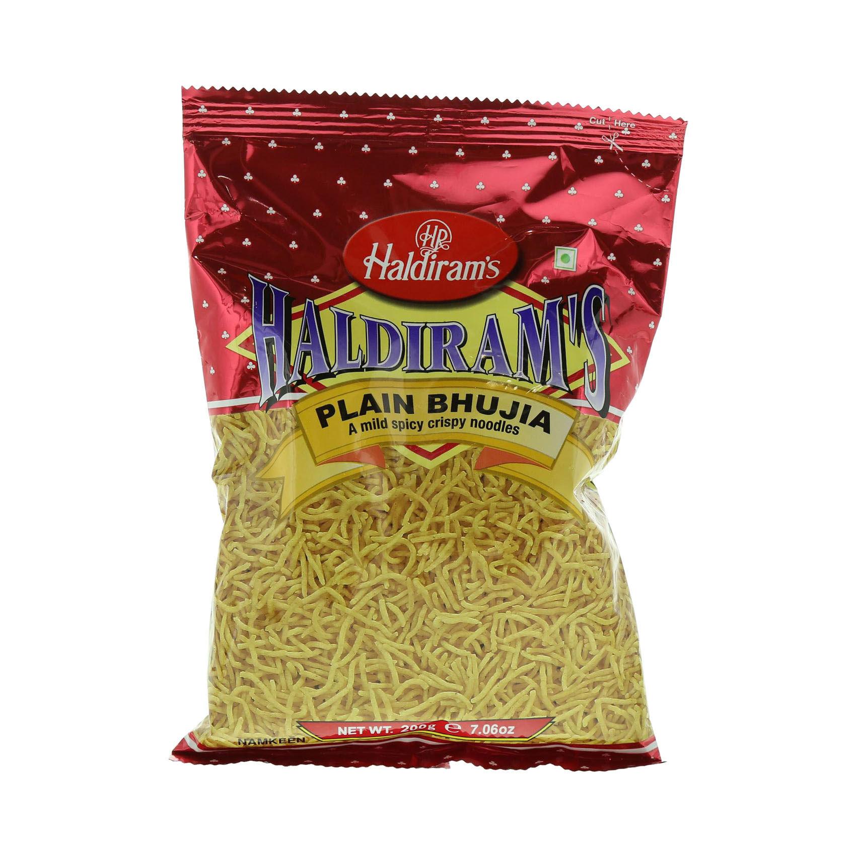 HALDIRAM'S PLAIN BHUJIA 200G