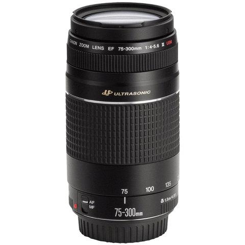 Canon-Lens-Ef-75-300mm-III-F/4-5.6-Is-UsmUSM