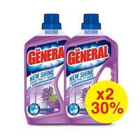Der General Floor Cleaner Lavender 750ML X2 -30%