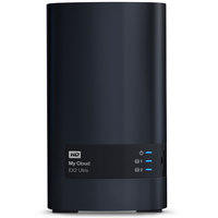 WD NAS16TB  My Cloud EX2 Ultra