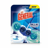Der General Toilet Cleaner Power Active Blue Water 50GR