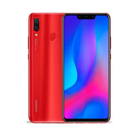Huawei Smartphone Nova 3 128GB Red