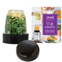 Veggie Bullet Blender Kit, 6pc Set, VBR-U0317