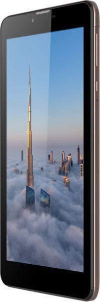 IKU T1 Dual SIM Tablet, 8GB, 1GB RAM, 3G - Grey