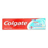 Colgate Active Salt Fluoride Toothpaste 100ml
