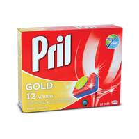 Pril gold auto dishwash tablets 22 tablets