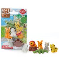Iwako Safari Eraser
